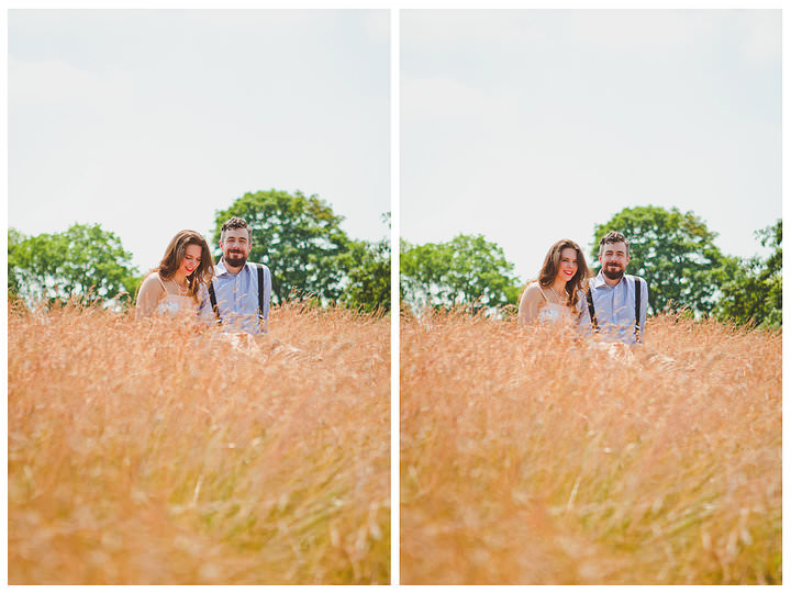long grass couple