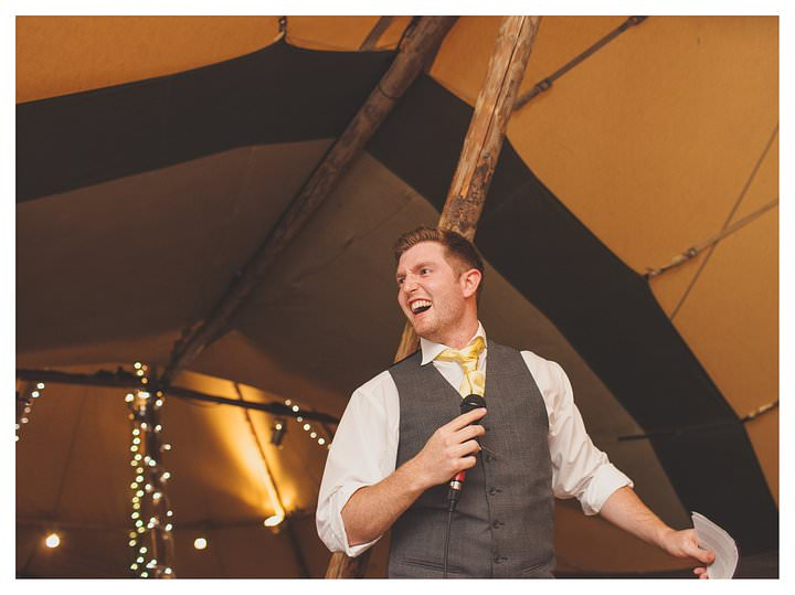 Emma & Luke | Derbyshire Teepee Wedding 486