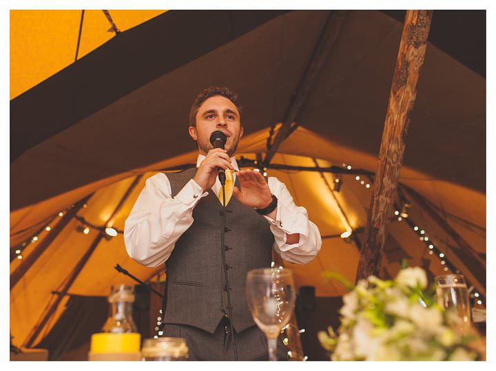 Emma & Luke | Derbyshire Teepee Wedding 481