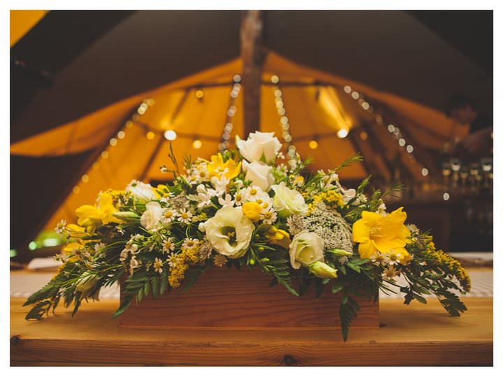 Emma & Luke | Derbyshire Teepee Wedding 441