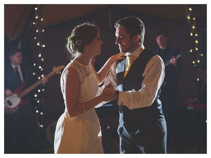Emma & Luke | Derbyshire Teepee Wedding 501