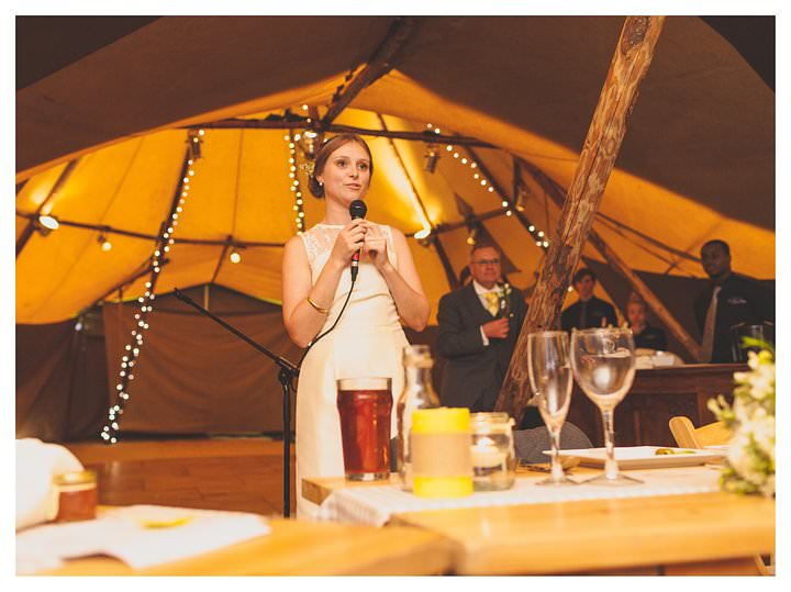 Emma & Luke | Derbyshire Teepee Wedding 476