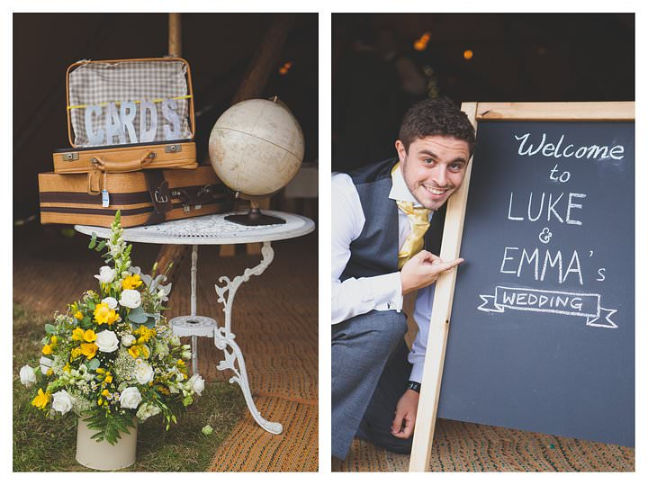 Emma & Luke | Derbyshire Teepee Wedding 423