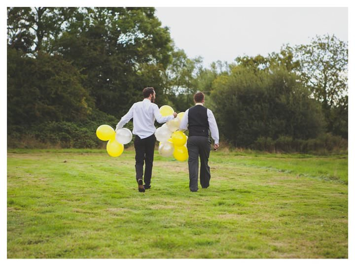 Emma & Luke | Derbyshire Teepee Wedding 431
