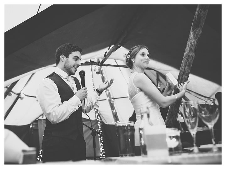 Emma & Luke | Derbyshire Teepee Wedding 477