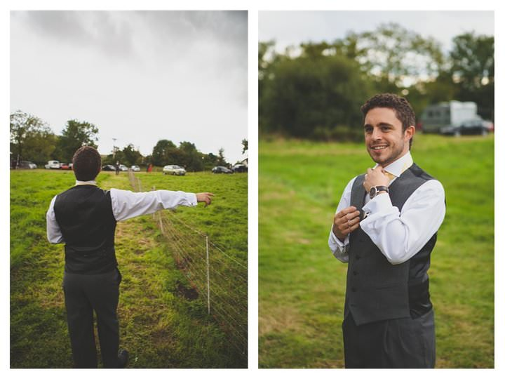 Emma & Luke | Derbyshire Teepee Wedding 432