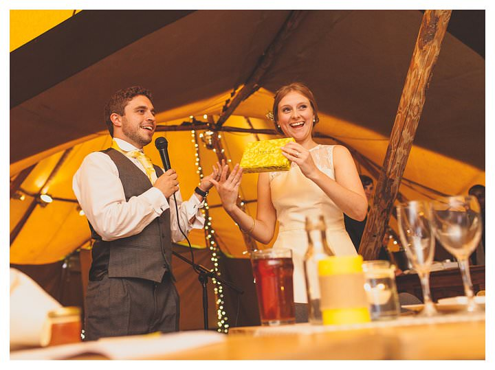 Emma & Luke | Derbyshire Teepee Wedding 478