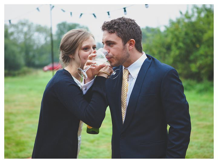 Emma & Luke | Derbyshire Teepee Wedding 396