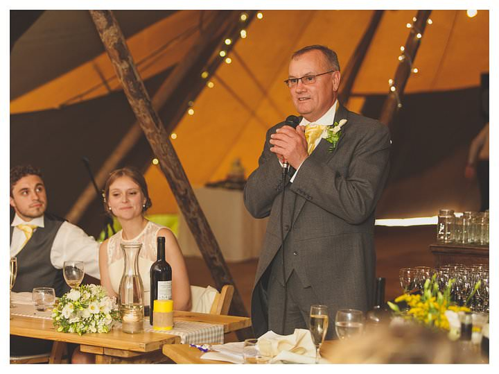 Emma & Luke | Derbyshire Teepee Wedding 479