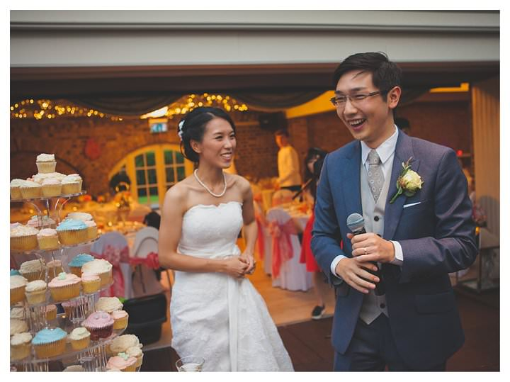 Hong & Jim wedding at Friern Manor 71