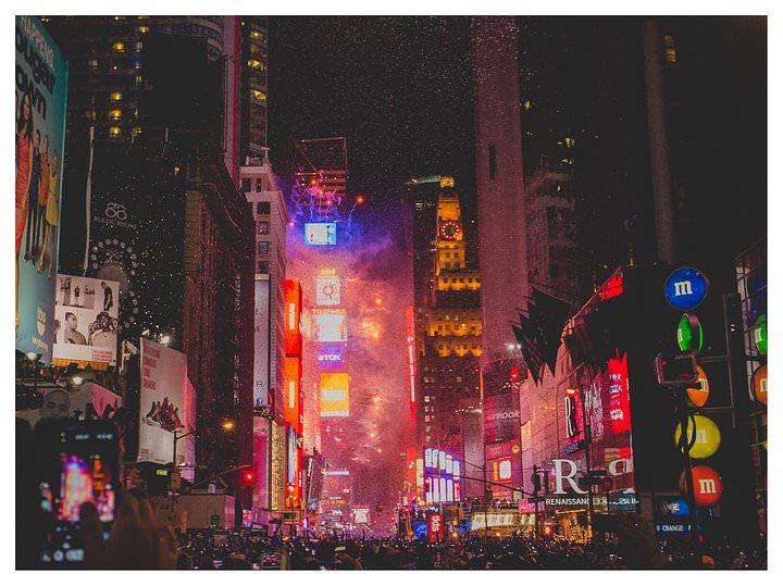 New York, New York 272