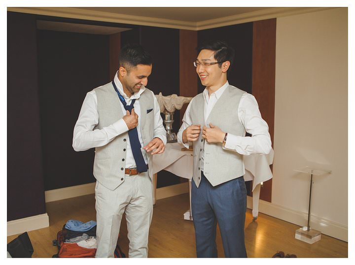 Hong & Jim wedding at Friern Manor 4
