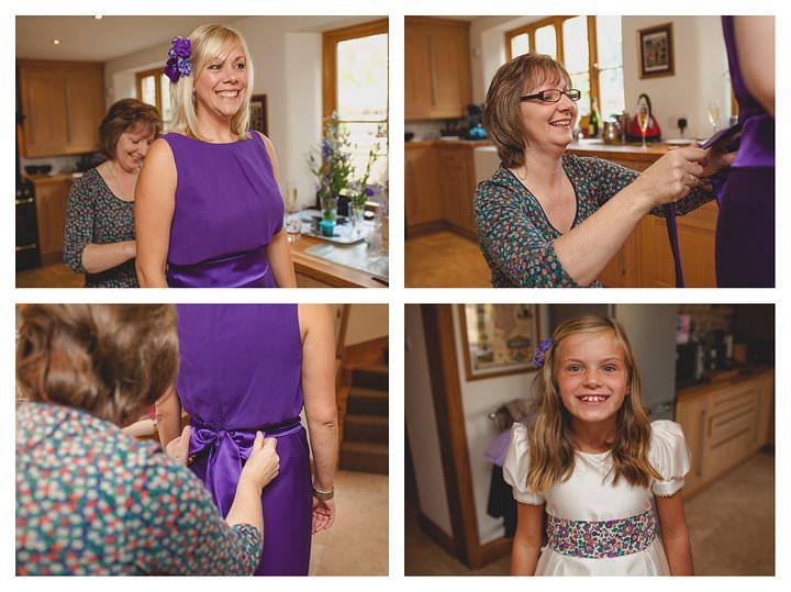 Lucy & Matt | Mayfield Hall Wedding 14