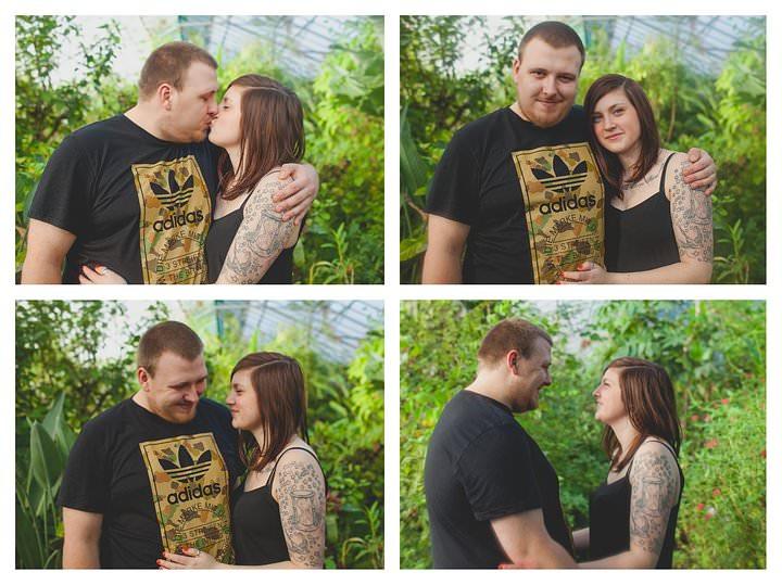 Rachel & Martin engagement shoot 1