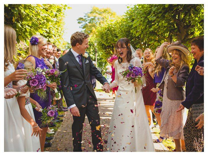 Lucy & Matt | Mayfield Hall Wedding 40