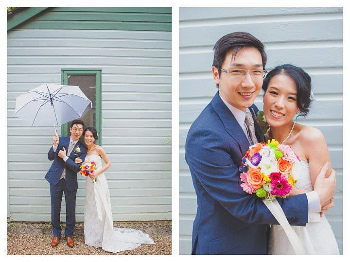 Hong & Jim wedding at Friern Manor 36