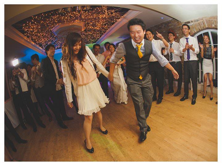 Hong & Jim wedding at Friern Manor 91