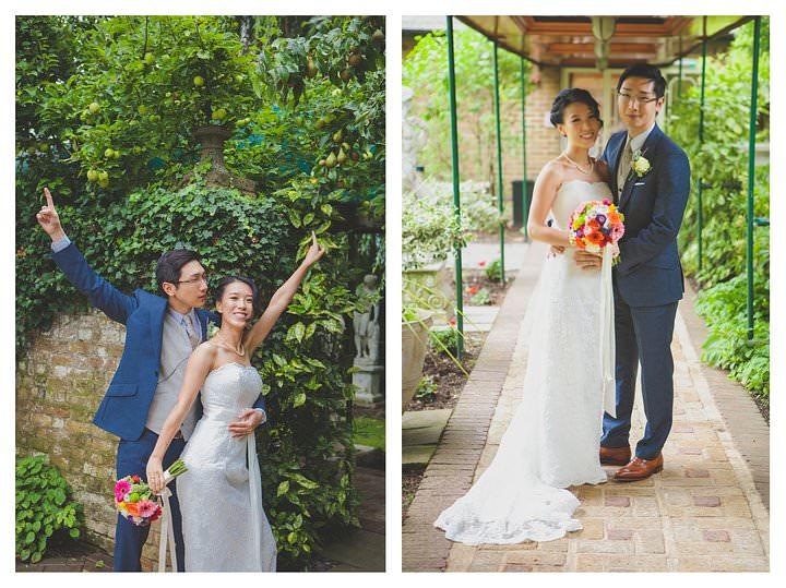 Hong & Jim wedding at Friern Manor 37