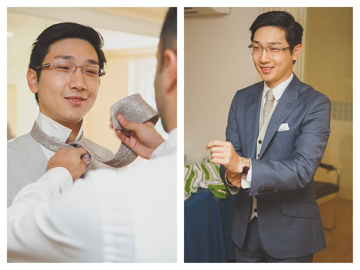 Hong & Jim wedding at Friern Manor 7