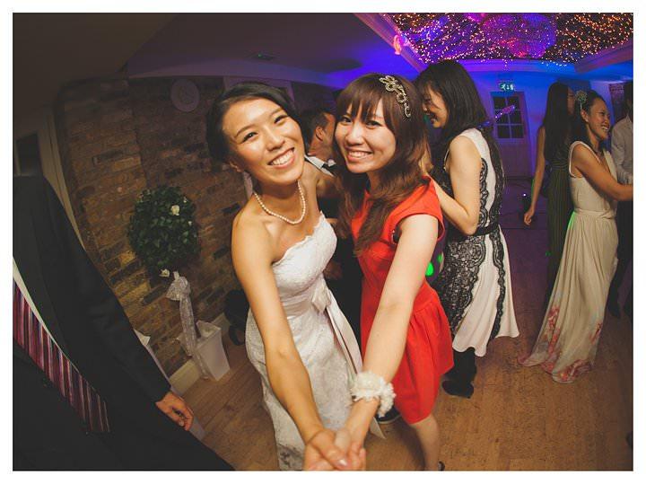 Hong & Jim wedding at Friern Manor 92