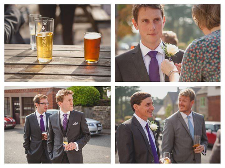 Lucy & Matt | Mayfield Hall Wedding 9