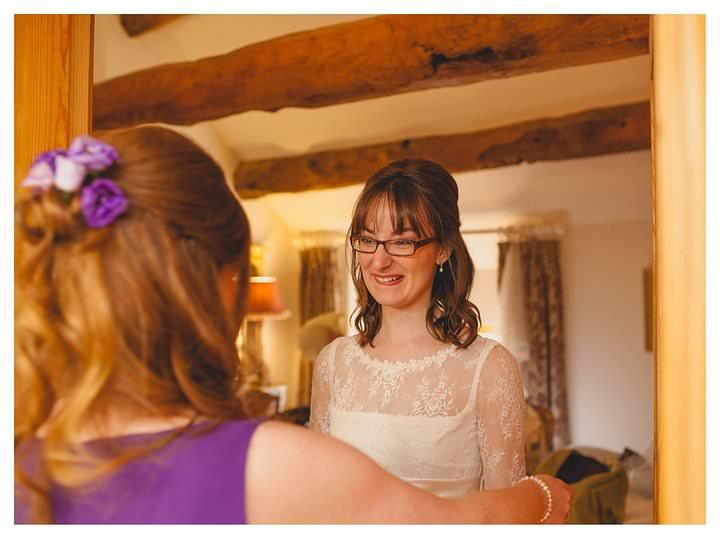 Lucy & Matt | Mayfield Hall Wedding 16