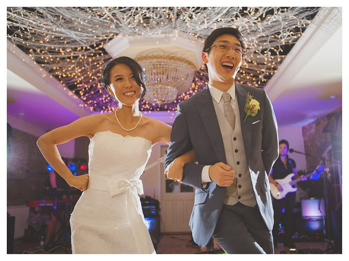 Hong & Jim wedding at Friern Manor 84