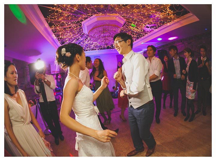 Hong & Jim wedding at Friern Manor 93