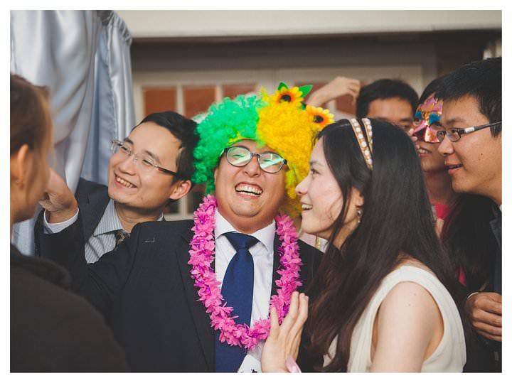 Hong & Jim wedding at Friern Manor 76