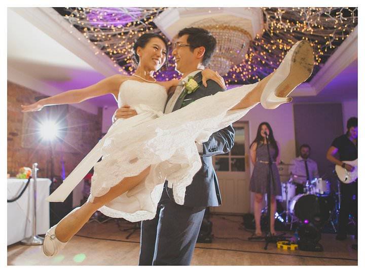 Hong & Jim wedding at Friern Manor 85