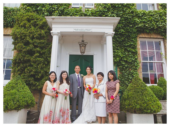 Hong & Jim wedding at Friern Manor 21