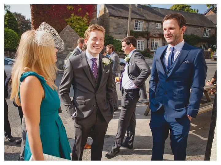 Lucy & Matt | Mayfield Hall Wedding 12