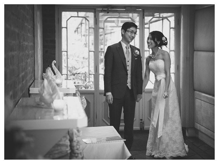 Hong & Jim wedding at Friern Manor 51