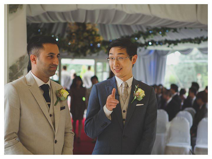Hong & Jim wedding at Friern Manor 23