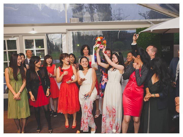 Hong & Jim wedding at Friern Manor 79
