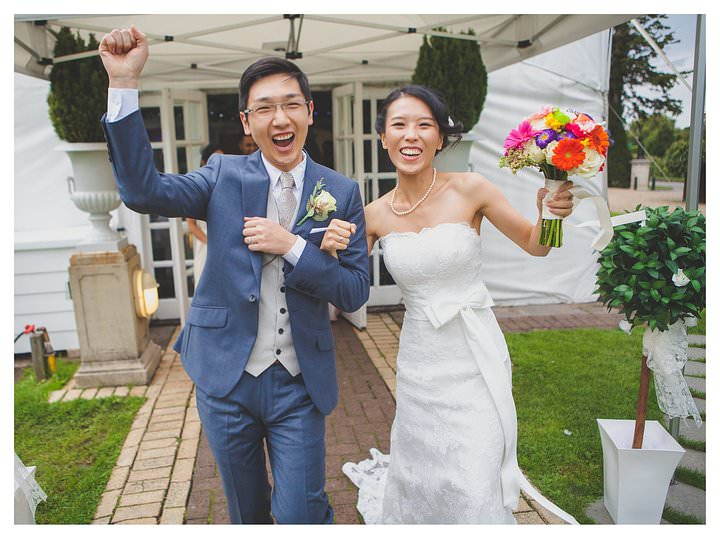Hong & Jim wedding at Friern Manor 33