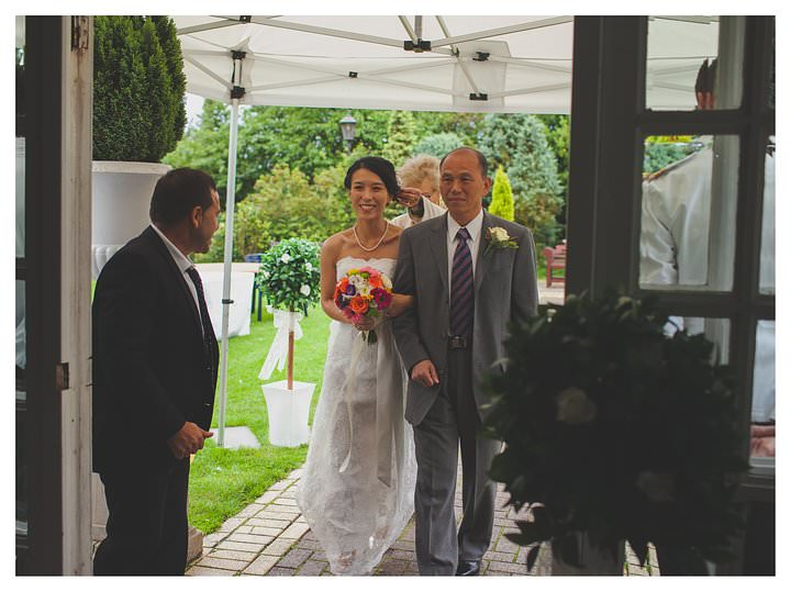 Hong & Jim wedding at Friern Manor 24