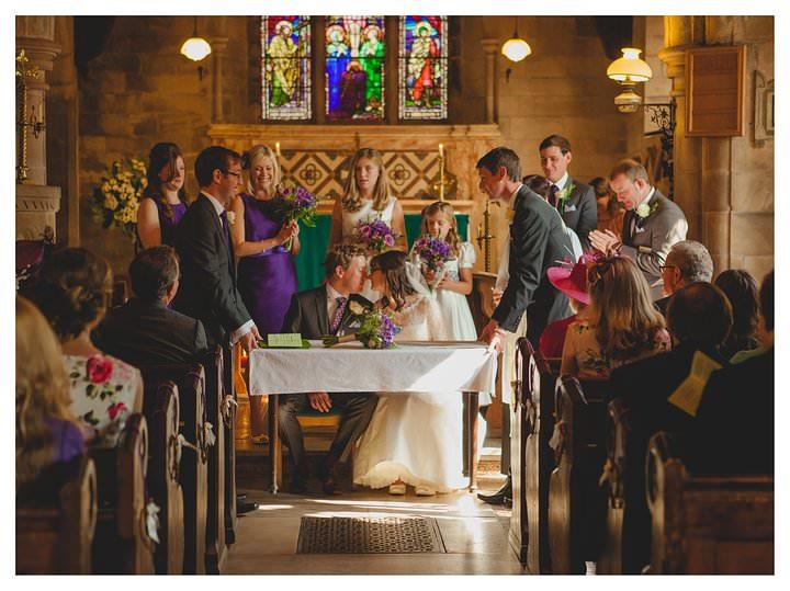 Lucy & Matt | Mayfield Hall Wedding 33