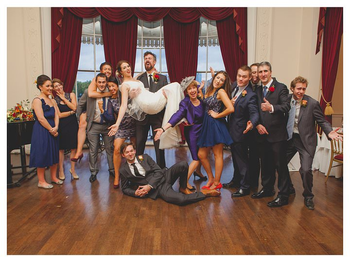 Caroline & Marks Wedding in Greenwich, London 50