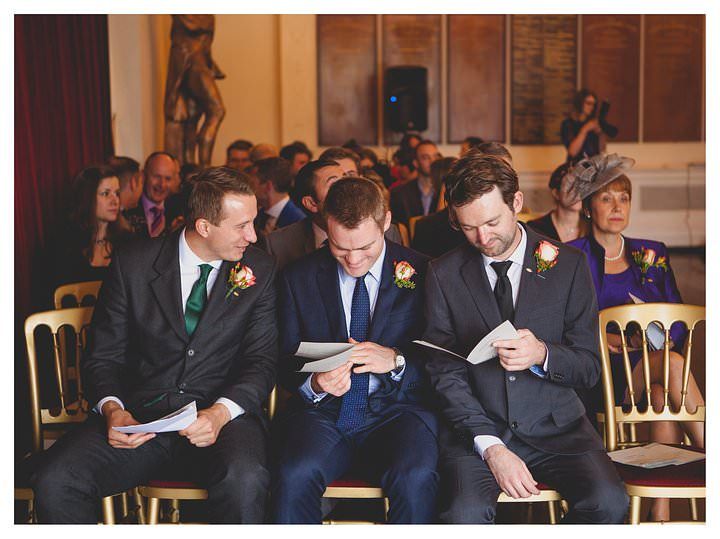 Caroline & Marks Wedding in Greenwich, London 18