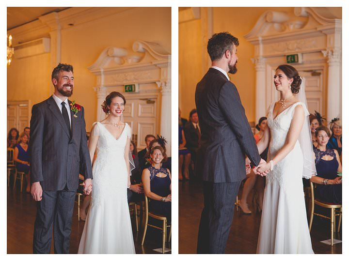 Caroline & Marks Wedding in Greenwich, London 26