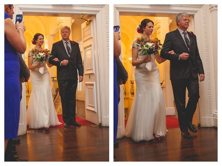 Caroline & Marks Wedding in Greenwich, London 20