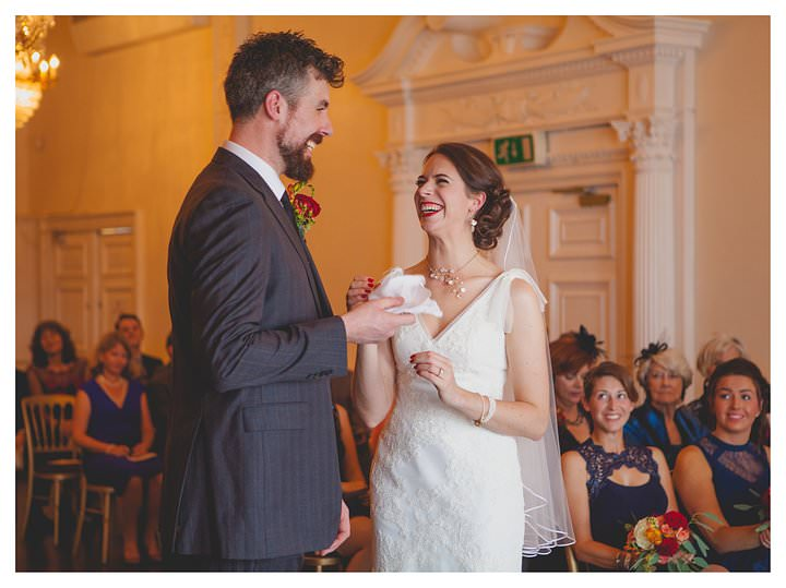 Caroline & Marks Wedding in Greenwich, London 28