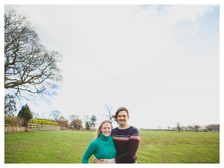 Polly & Joe | Harrogate engagement 2
