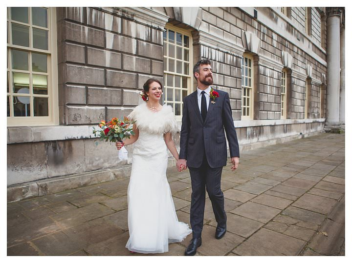 Caroline & Marks Wedding in Greenwich, London 39