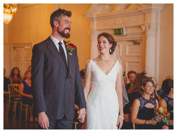 Caroline & Marks Wedding in Greenwich, London 25