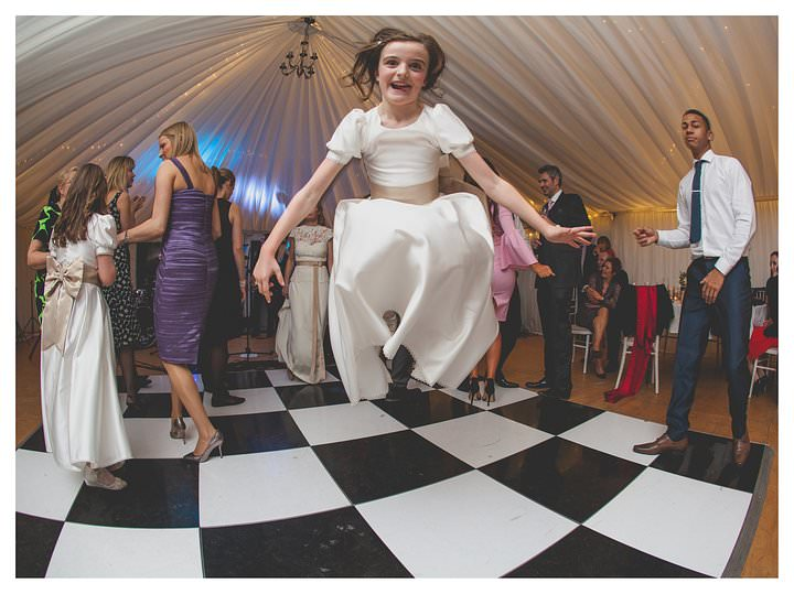 Sally & Ryans wedding at Taitlands, Stainforth 360
