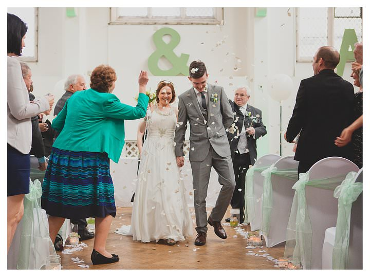 Adam & Louise - wedding at The Custard Factory in Birmingham 38