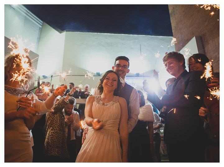 Adam & Louise - wedding at The Custard Factory in Birmingham 328