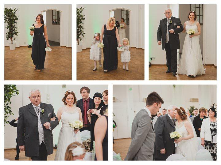 Adam & Louise - wedding at The Custard Factory in Birmingham 32